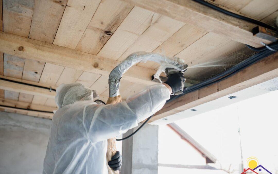 7 motive pentru a-ți izola casa cu spumă poliuretanică