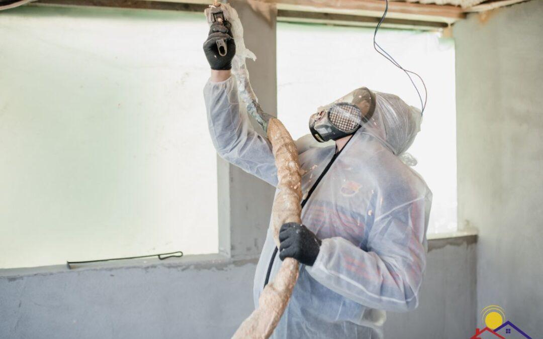 Vrei să îți izolezi casa rapid și fără deranj? Folosește spuma poliuretanică!